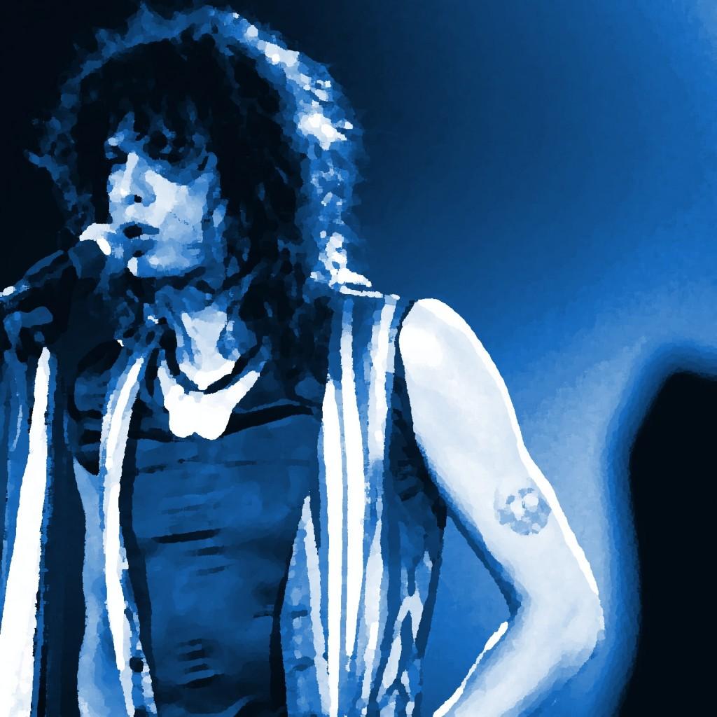Aerosmith photo by Ben Upham