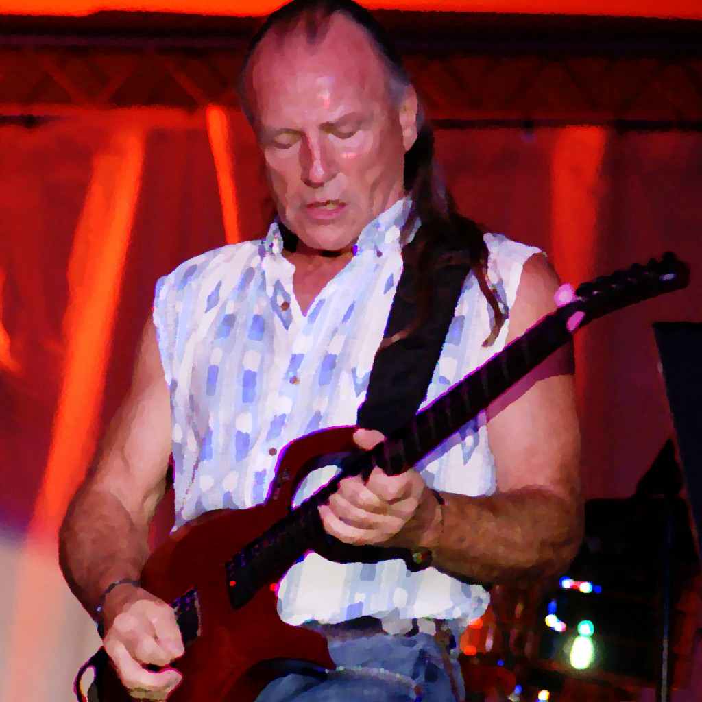 MARK FARNER OF THE BAND GRAND FUNK RAILROAD PERFORMING LIVE IN MOSCOW, IDAHO ON 8-22-09. PHOTO BY BEN UPHAM. MAGICAL MOMENT PHOTOS.