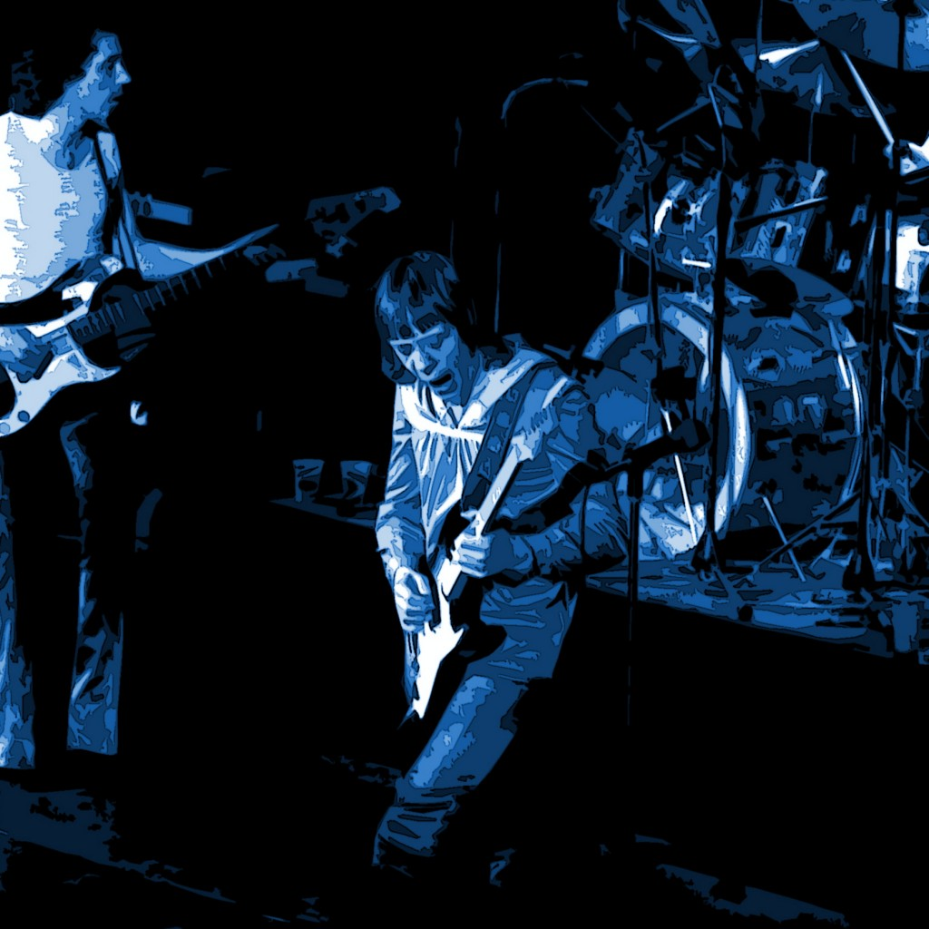 ROBIN TROWER AT WINTERLAND IN SAN FRANCISCO ON MAY 7, 1976. PHOTO BY BEN UPHAM. MAGICAL MOMENT PHOTOS.