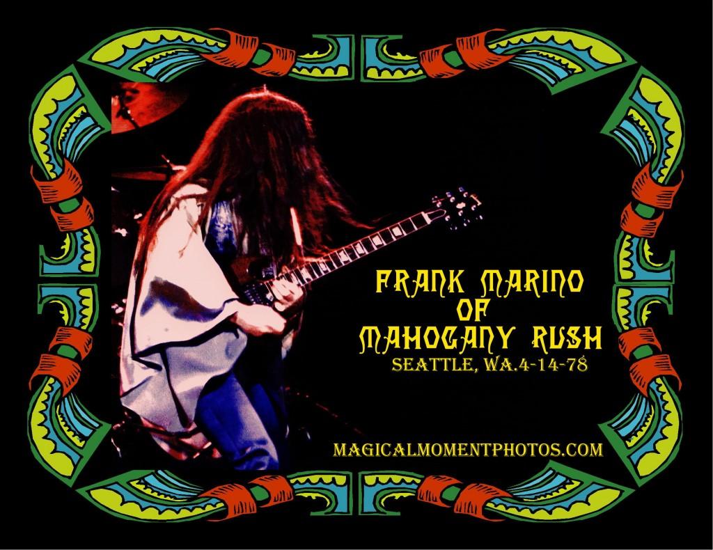 Mahogany Rush on stage Live!