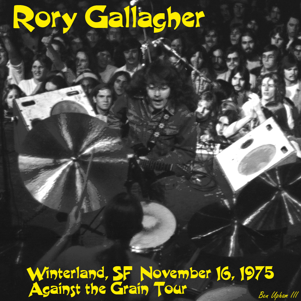 Rory Against Grain Tour